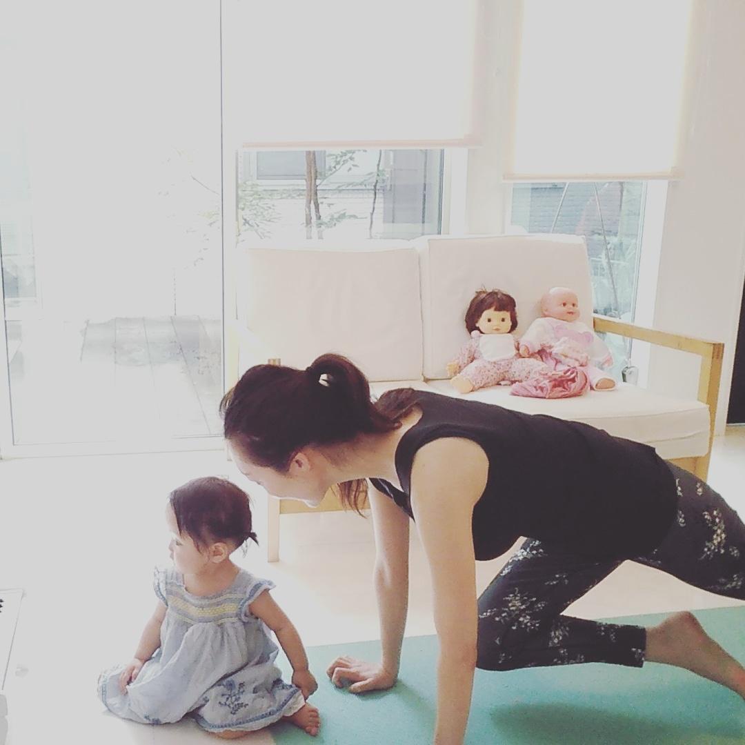 【栃木・宇都宮】ベビーヨガ&ママヨガ+ママ交流会