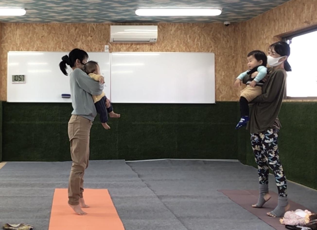 白浜教室 赤ちゃんと一緒に♡ベビママヨガ【姫路 ヨ…