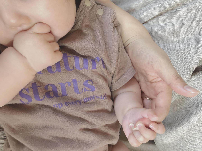 赤ちゃんの免疫力アップ