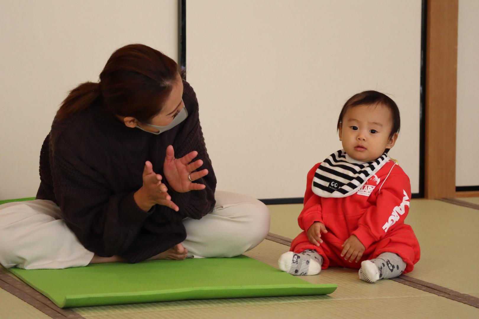 【奈良県 川西町】ベビーヨガ&ママヨガ教室の画像