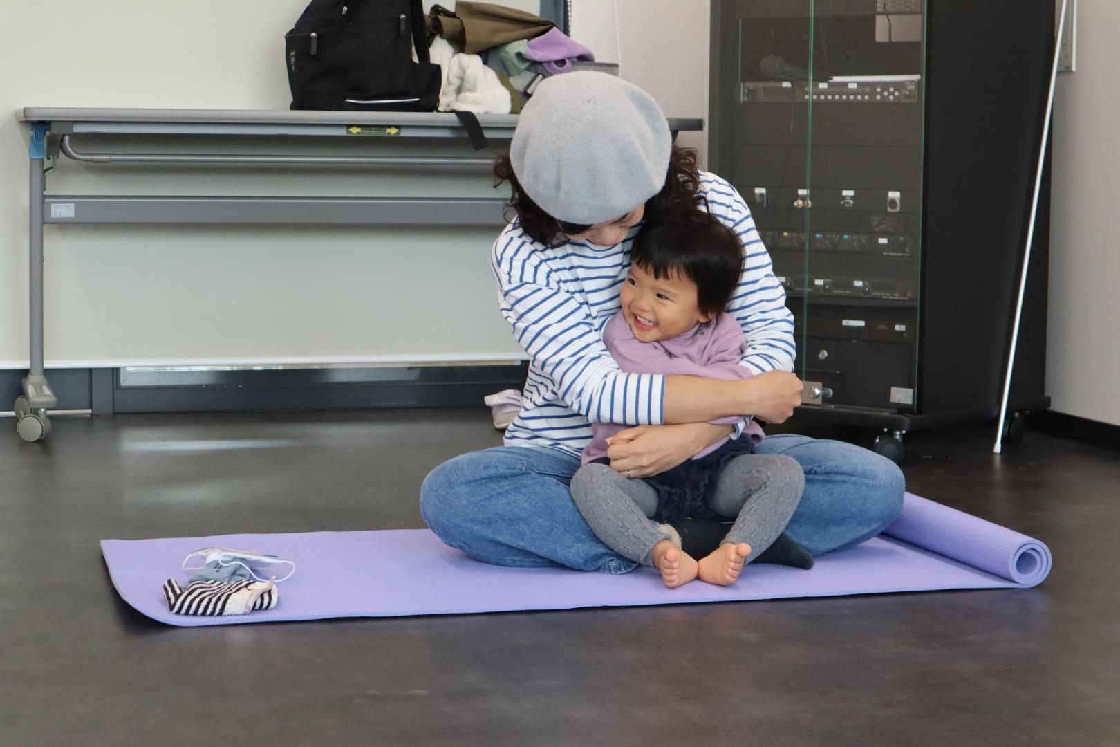 【奈良県 田原本町】ベビーヨガ&ママヨガ教室♡