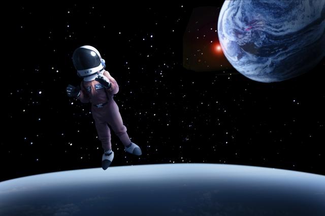 【キッズヨガ】我ら宇宙探検隊☆東京都大田区の画像