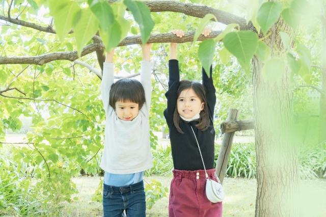 イメージの具現化【キッズヨガ】東京都大田区の画像