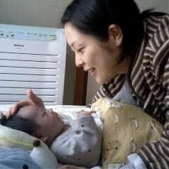 ママの見つめるその先に【練馬】ママヨガ・子連れヨガの画像